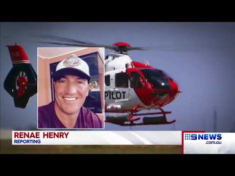 Chopper Crash | 9 News Perth