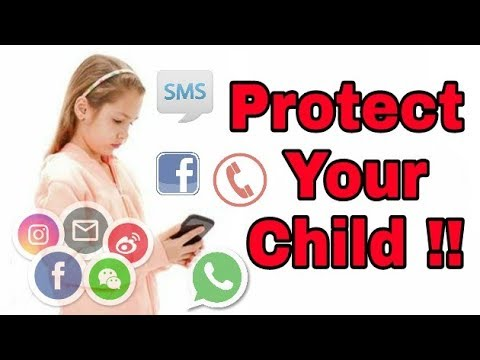 How To Know Phone Activity, sms, Whatsapp, GPS Location, Photos In Children's Phone
