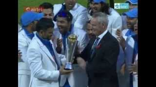 Wining Moments of Lucky Mahendra Singh Dhoni