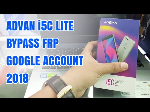 Cara Termudah Bypass Frp Advan i5C Lite 2018 Tanpa Komputer/Pc Dan Tanpa Box