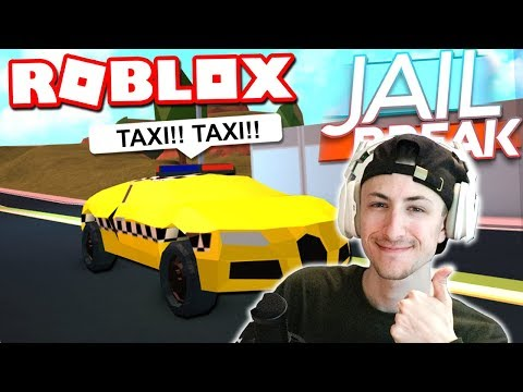 JAILBREAK TAXI in Roblox