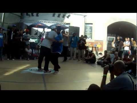 Hipnotik 2012 Locking. Pitu (Resistance crew)