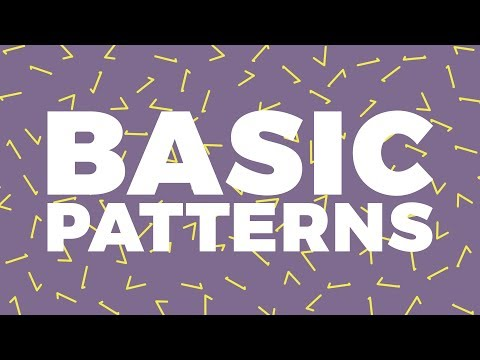 Basic Patterns in After Effects