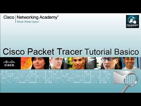 Cisco Packet Tracer - tutorial Basico