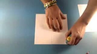 Este vídeo fue realizado usando la aplicación clipflip. Con clipflip puedes ganar dinero creando vídeos tipo tutorial. Más información en:  http://www.clipflip.com/es/   UtilidadTV te enseña cómo hacer una tarjeta sin fin, también llamada neverending card. Es una tarjeta de felicitación que nunca acaba, puedes seguir abriéndola continuamente. Intentalo para las tarjetas de cumpleaños u ocasiones especiales.