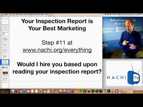 Inspection Tip 20: Would I hire you based upon reading your home inspection report?