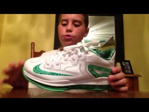 Lebron11 Easters review/kd6 easter