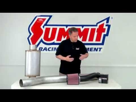 Diesel Series: Air and Fuel Upgrades - Summit Racing Quick Flicks