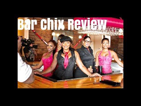 Bar Chix Review - Trina Braxton's Restaurant