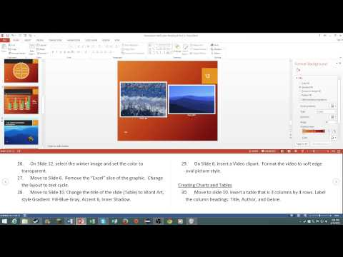 MOS: Microsoft PowerPoint 2013 Certification Review