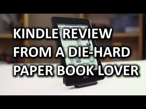 Amazon Kindle Paperwhite 2013 - My First eBook Reader