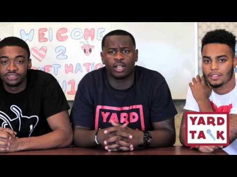 Yard Talk 101- Delaware State University