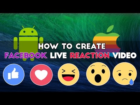 How to create Live Facebook Reaction Poll | How to create live poll on Facebook