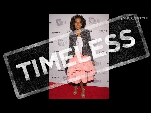 Kerry Washington: Timeless, Time Warp or Time to Hide