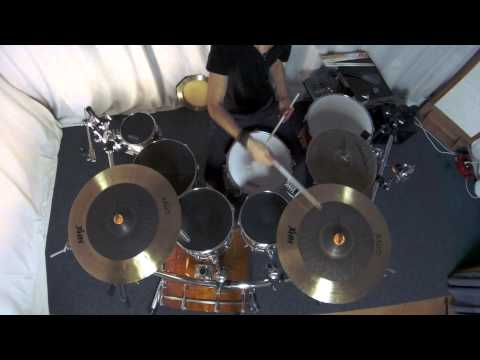 Sabian Dark Omni Cymbals by Jojo Mayer