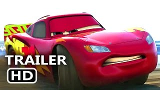 CARS 3 Epic Japanese Trailer (2017) Disney Pixаr Animation Movie HD