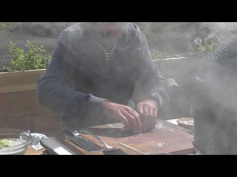 BBQ Cooking with Richard Fox
