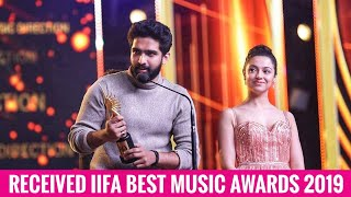 Amaal Mallik Received IIFA Awards 2019 For Best Music Direction || SLV 2019