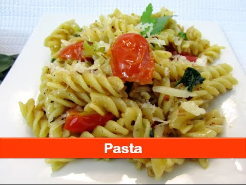 Pasta without sauce recipe|Italian pasta recipes|quick & easy veg dinner lunch food-let's be foodie