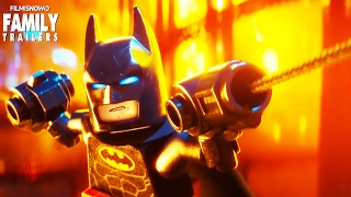The LEGO Batman Movie Supercut | All Trailers and Clips