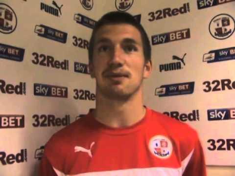 Meet new signing Emmett O'Connor