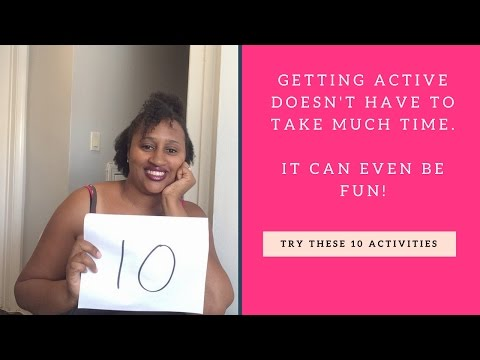10 Small Ways To Increase Physical Activity In Daily Life