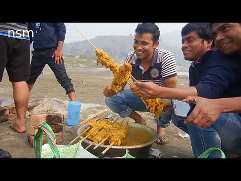 Department Picnic by IIT students