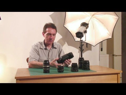 Tips for Buying & Using a Camera : How to Choose the Right Camera Lens