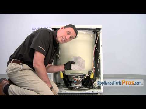 Washer Drain Hose (part #WH41X22935) - How To Replace