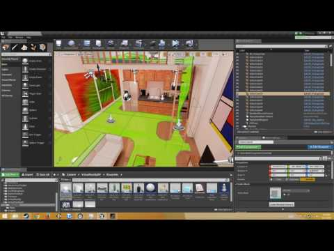 Unreal 4.13 VR Tutorial - Picking up New Objects