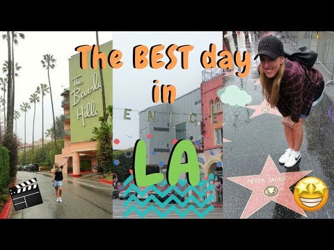 Best of Los Angeles! Venice Beach, Santa Monica, Hollywood