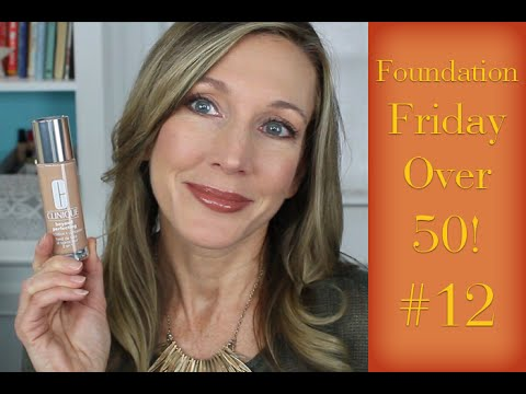 Foundation Friday Over 50    #12    Clinique Beyond Perfecting
