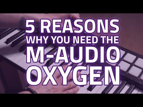 Xxx Mp4 M Audio Oxygen USB MIDI Mk4 Keyboard Range 5 Reasons To Own It 3gp Sex