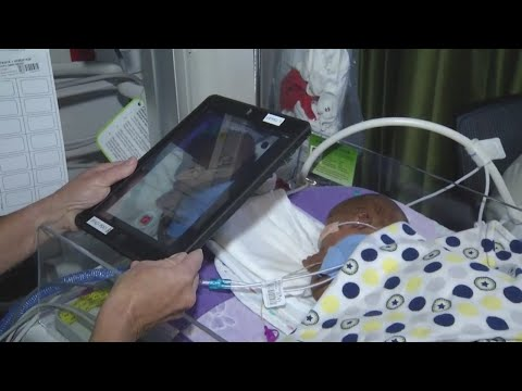 App Connects Families With Loved Ones In Hospital