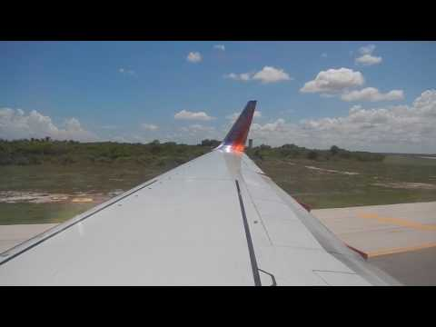 Southwest Airlines Boeing 737-700 Landing @ Punta Cana International Airport