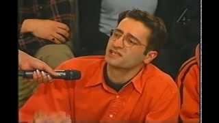 Debatt om massinvandring på TV4 våren 1998(OBS: Läs texten!)