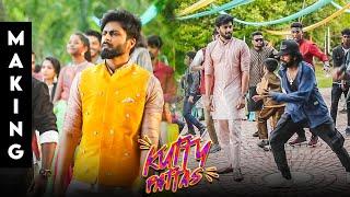Kutty Pattas Making Video   Ashwin, Reba John, Venki   Santhosh Dhayanidhi   Sandy