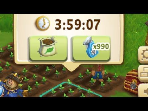 Farmville 2 - Unlimited Speed Grow