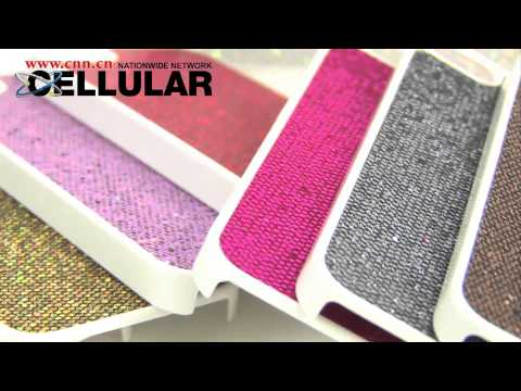 iPhone 5 shiny glitter hard cover cases roundup