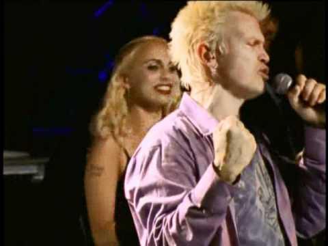 Billy Idol - Mony Mony (Live In New York 2001)