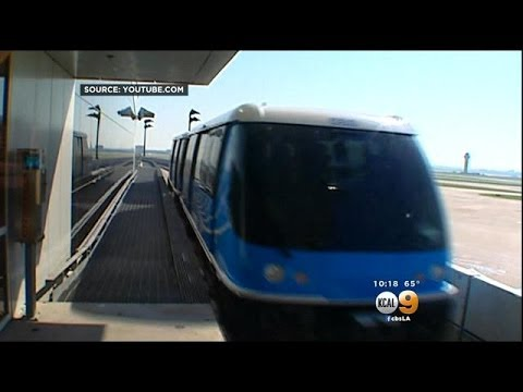Metro Board Approves Plans For Light Rail Station Near LAX