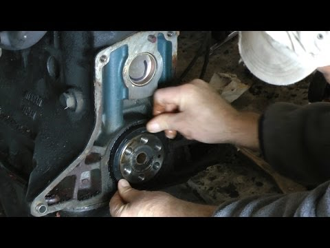 How To Change Your Rear Main Seal
