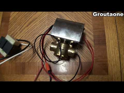 Zone Valve End Switch Wiring Explained