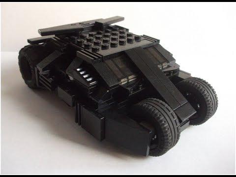How to make a Lego Tumbler V2
