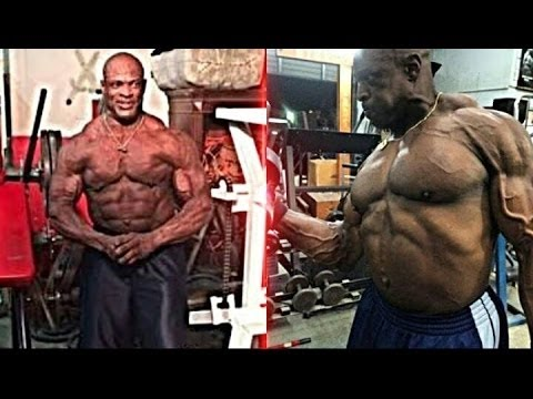 Ronnie Coleman At 53yro Training Heavy 2016 | Bodybuilding Motivation