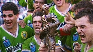 Road to the Finals l Canberra Raiders