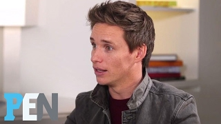 How Eddie Redmayne Chose His Wand For