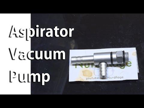 Lab Equipment: Aspirator Vacuum Pump
