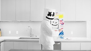 Cooking with Marshmello: Painted Macaroons