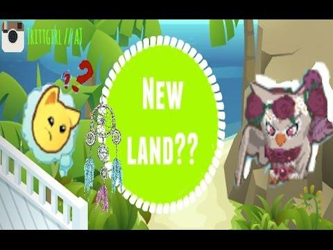 Animal Jam: NEW LAND??
